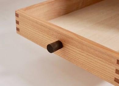 木製ツマミ(DB)