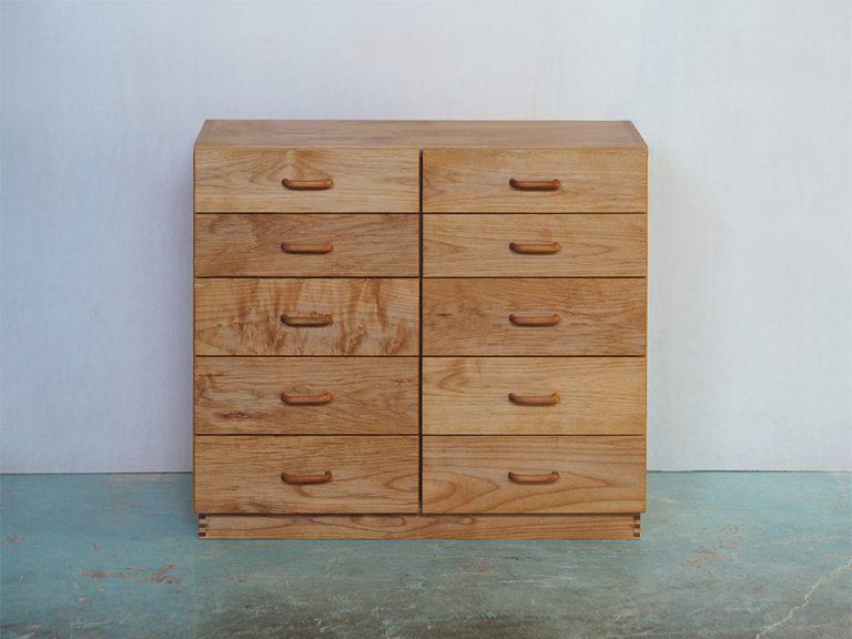 MUKUCAB 10 Drawers Cabinet