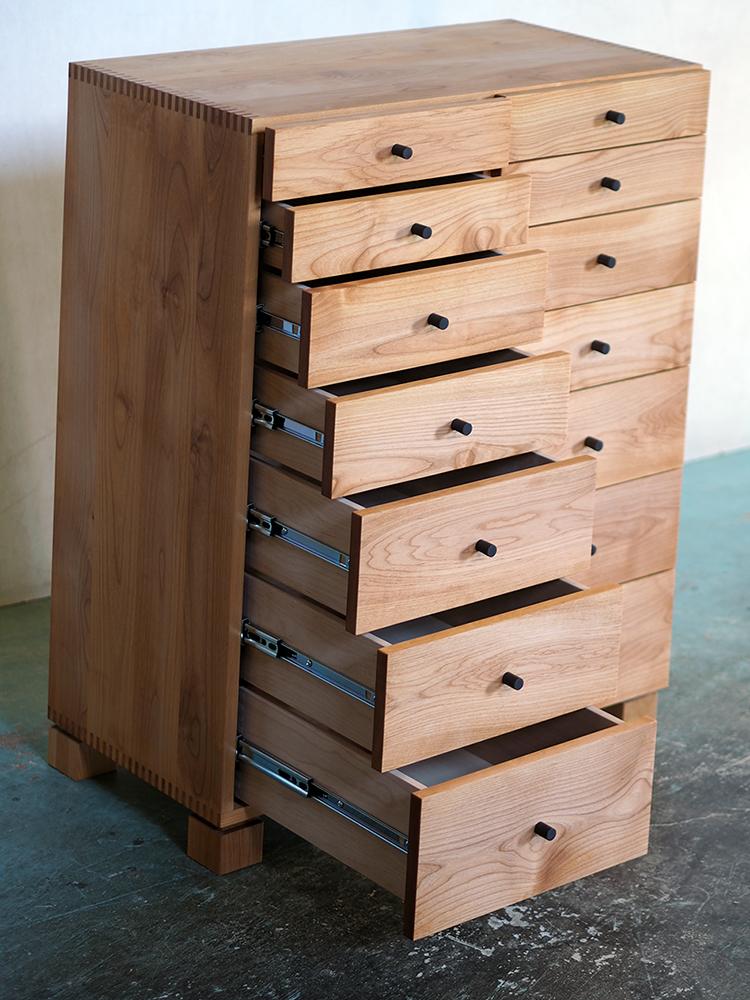 MUKUCAB 14 drawers Drawer