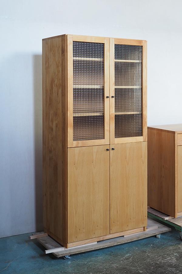 MUKUCAB カップボードとキッチンカウンターのセット