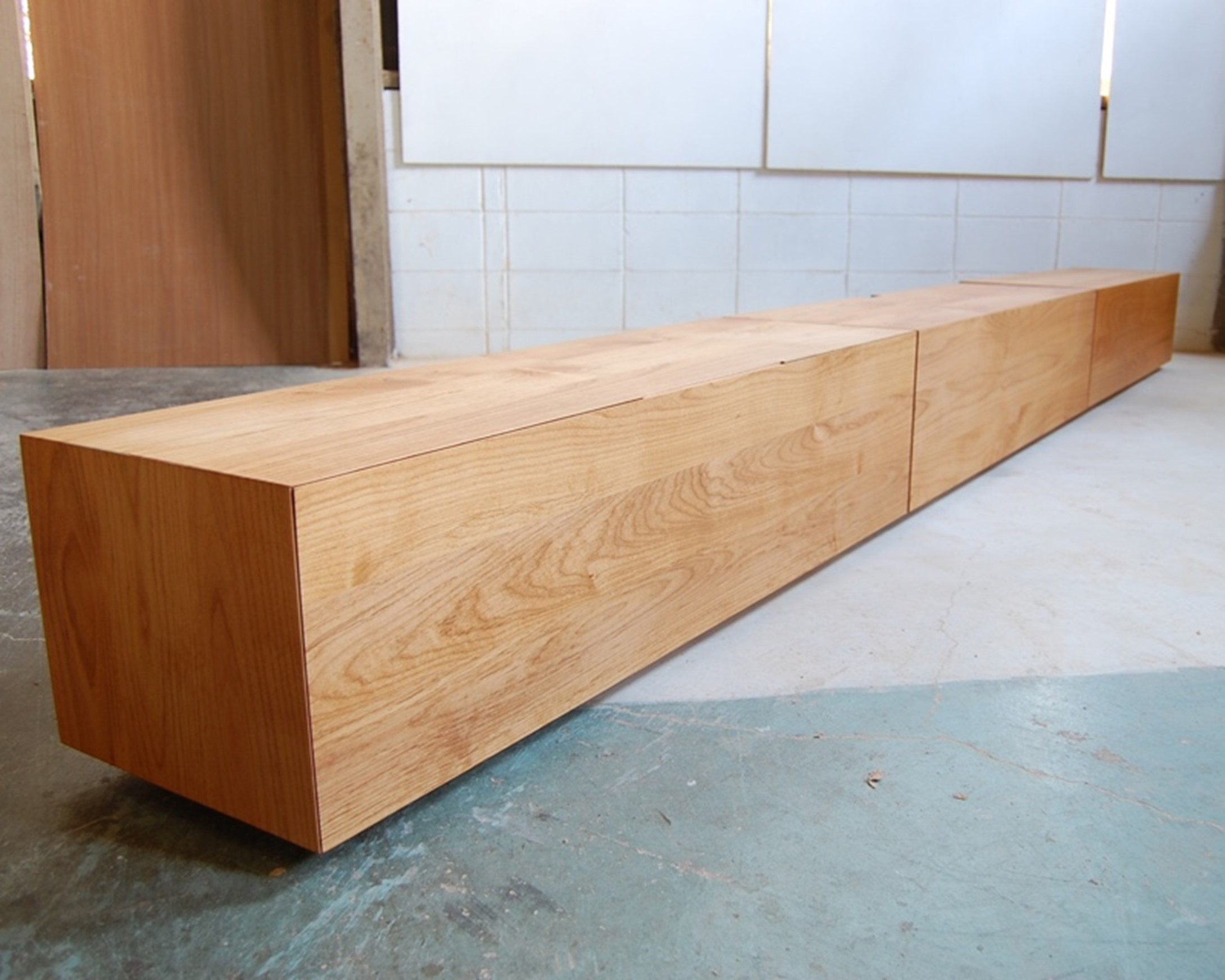 過去最長のHAKOテレビボード