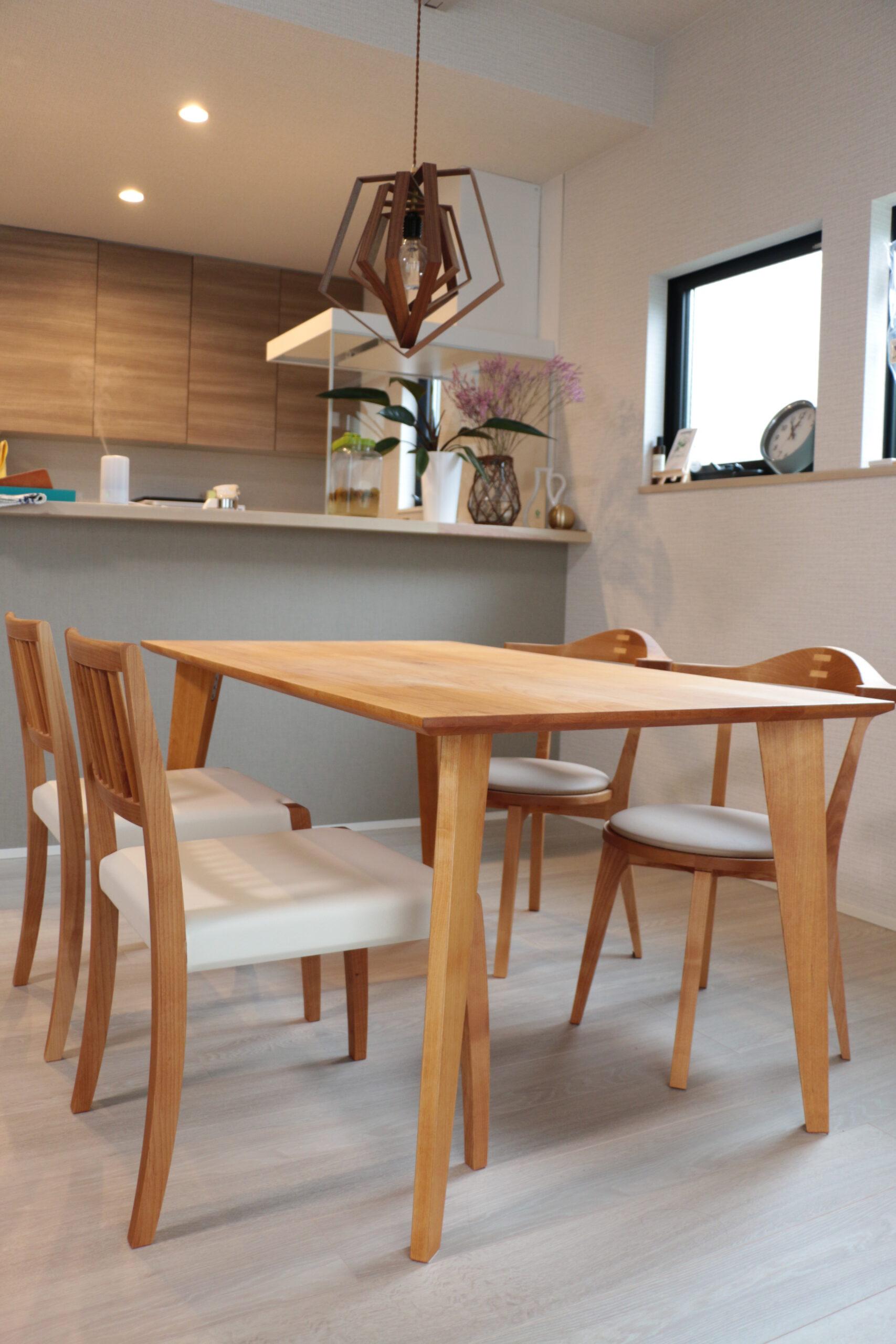 受け継がれる家具と好みの家具