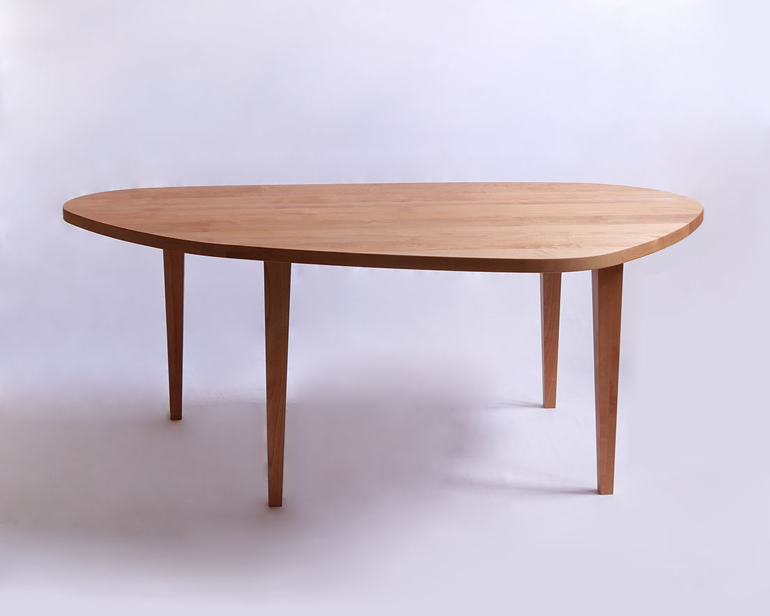 変形ダイニングテーブル